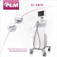 China High Intensity Focused Ultrasound Slimming Beauty Equipment For Face Lifting wholesale