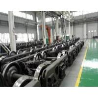 1435 GDE Ride control bogie for freight wagon exported to Brazil