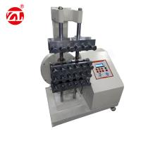 China Rubber De Mattia Flex Cracking Tester , Rubber Dynamic Fatigue Test Machine wholesale