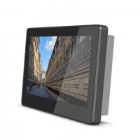 China Android Flushed Inwall Mounted Touch POE Tablet With RS232 RS485 GPIO For Security Control wholesale