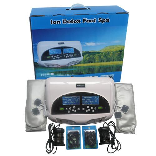 ion detoxification machine