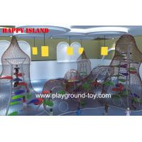 China Kids Physical Trainning Adventure Play Equipment For Outdoor Or Indoor wholesale
