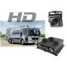 China Disque mobile de vidéo du véhicule HD DVR Carte SD avec le haut connecteur de la fiabilité BNC wholesale