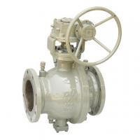 China Hydraulic Casting Trunnion Ball Valve on sale