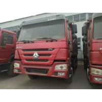 China Heavy Duty Used Dump Trucks LHD 25 Tons Loading Weight CCC CE Certificate on sale