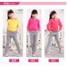 China 9192 summer new arrival children sport clothing,set clothing girl set wholesale