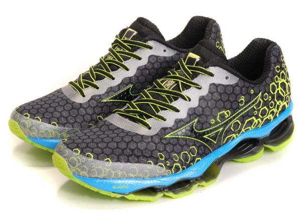 Quality Mizuno Wave Prophecy 3 Men Running Sneakers Sport Shoes size40-45 for sale