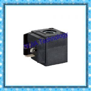 China Customized 24 Volt Connector Plug Mini AC Solenoid Coil Professional wholesale