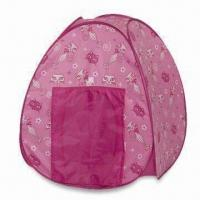 China Kid's Beach Tent, Available in Pink, Measures 80 x 80 x 100cm wholesale