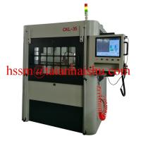 China new product automatic cnc wheel repair lathe CKL35 with laser probe wholesale