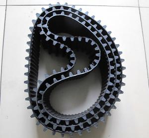 China double-sided timing belt,extra long endless belt wholesale