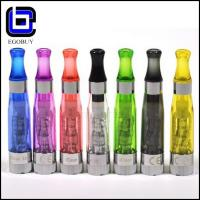 China Colorful No Flame E-Cigarette iClear 16 Clearomizer With Dual Coil on sale