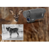 Buy cheap Ergonomic Multifunction Focusable Thermal Infrared Monocular from wholesalers