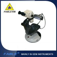 China Cup dolly Generation 2nd Trinocular Microscope With F11 binocular lens wholesale