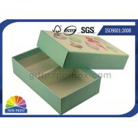 Embossing Printed Hard Rigid Gift Boxes Packaging Cardboard Boxes With Lids