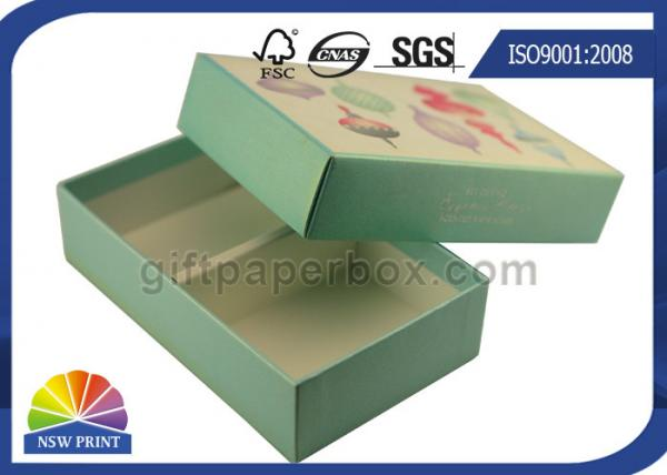 Quality Embossing Printed Hard Rigid Gift Boxes Packaging Cardboard Boxes With Lids for sale