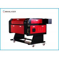 China High Speed Wood Marble Mini Laser Cutting Machine With DSP Control wholesale