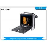 China High Resolution Medical LCD Color Doppler Ultrasound Scanner PW CW Cardiac For Pregnancy wholesale