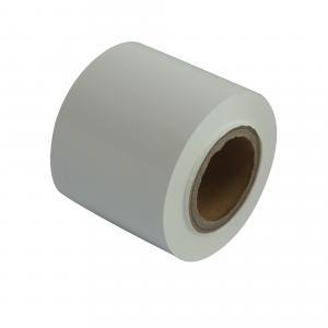 China Inkjet Or Offset Printing Bopet White PET Film Heat Resistant wholesale