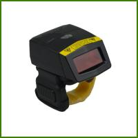 Portable Wearable Ring Barcode Scanner 2D Reader Mini Bluetooth Scanner with 3100mah battery