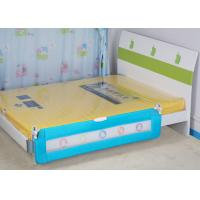 China Lovely Mobility Hide Away Flat Bed Rails Home Fold With One Hand on sale