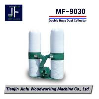 China JINFU MF9030 industrial Double-bag Dust Collector / woodworking machinery manufacturer on sale
