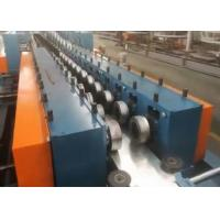 China Corrugated Sheet Cable Tray Roll Forming Machine Galvanzied Stainless Steel wholesale