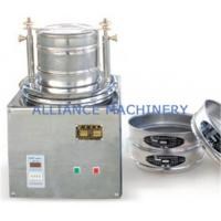 Buy cheap S49-200 Sieving Machine 1/2/3/4/5 Layer With Vibration Several Size Mesh from wholesalers