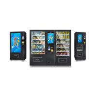 China Large Capacity Automatic Vending Machine With Superior Performance and 22inch touchscreen wholesale