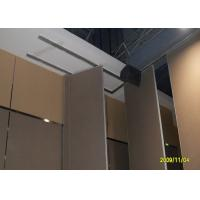 China Veneer Hotel Exhibition Partition Walls Room Dividers For Churches wholesale