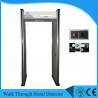 China Paseo de la seguridad UB500 a través de la puerta, paso del equipaje del aeropuerto a través del detector de metales wholesale