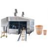 China oblea automática 1.0HP que hace la máquina, máquina de la oblea del helado con el consumo de 4-5 LPG wholesale
