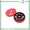 China Customised Cylinder Cardboard Gift Boxes For Chocolates , Eco Friendly wholesale