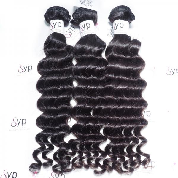 Quality Good Brazilian Weft Extensions For Cheap Curly Remy Human Hair Weave for sale