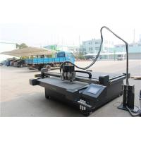 China Flatbed digital cutter Machine with cutting area 2500*1600mm 1700*1300mm 1300*1000mm wholesale