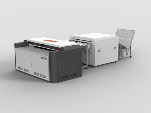 Quality Laser Thermal CTP Machine, CTP Plate Processor 32 Channels for sale