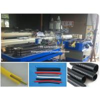 China Automatic pipe threading machine corrugation pipe manufacture machinery wholesale
