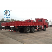 China Sinotruk Howo 6x4 336 Hp Cargo Truck With Air Compressor 10 Wheel Cargo Truck wholesale