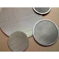 China 304 stainless steel dutch weave metal mesh sheet with accurate filtration performance on sale