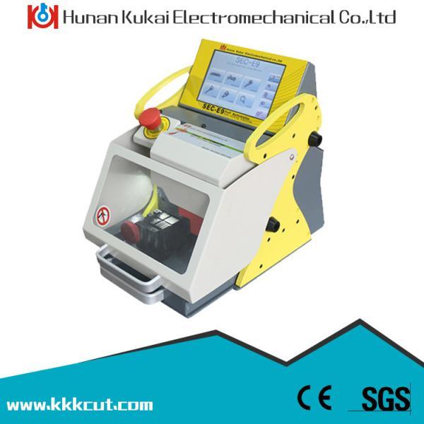 auto key cutting machine