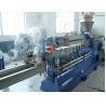Masterbatch Granulator Plastic Granules Machine With Automatic