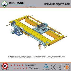 China Best Quality Double Beam Overhead Crane wholesale