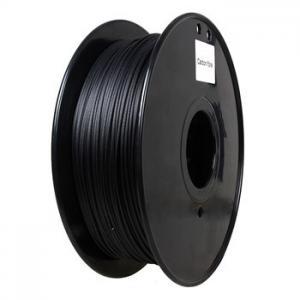 China Flame Retardant Carbon Fiber 3d Printer Filament 1.75 / 3.0 Mm Black Color wholesale