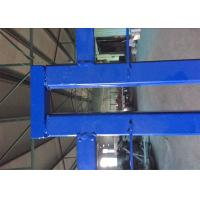 Buy cheap 6'x9.6' canada standard construction fencing panels frame 1.2