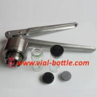 China Hand Vial Crimper For 13mm/20mm Flip Off Cap wholesale