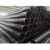 China ASTM A53 ERW Black Steel Pipe wholesale