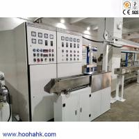 China 70mm Building PVC Wire And Cable Plastic Extrusion Machine High Efficiency wholesale