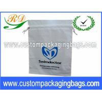 China Personalised Pp Material Promotional Drawstring Bags Environment Friendly on sale
