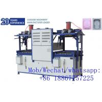 China Luggage Vacuum forming machine Semi-auto type in High Quality production long time Experience wholesale