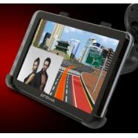 China 128MB Memorty 4GB Flash HD Touch Screen 7 inch sat nav for car wholesale